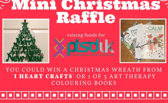 Mini Christmas Raffle ptsd uk