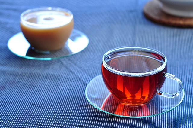 herbal teas and ptsd