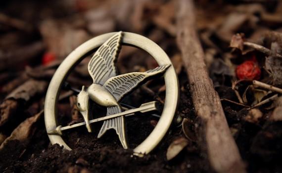 Katniss Hunger Games PTSD