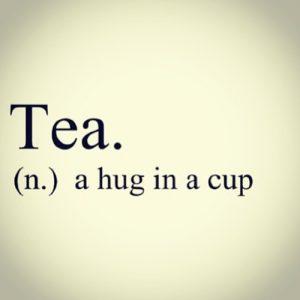 tea a hug in a cup ptsd